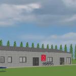 De werken voor onze nieuwbouw zijn gestart!