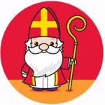 De Sint komt op bezoek!